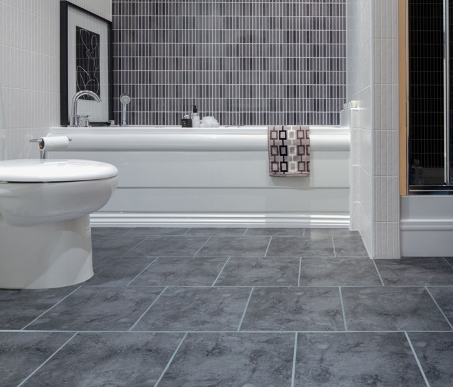 Top 3 Grey Bathroom Tile Ideas U2014 Grey Bathroom Floor Tile