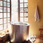 japanese soaking tub for small bathroom