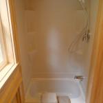 japanese soaking tub shower combination