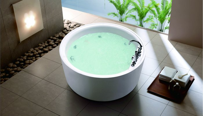 The Soaking Tub Traditionally Employed In Anese Bathrooms Is Called Ofuro As A Rule It Round Container Made Of Hinoki Cypress