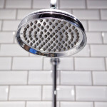 largest rain shower head