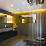modern bathroom ceiling lights