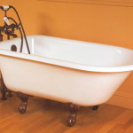 old clawfoot tub faucet