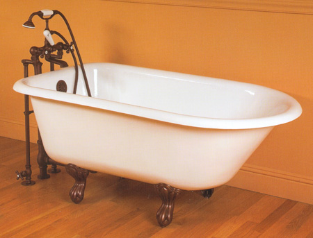 faucets tub modern of style com clawfoot claw wallowaoregon
