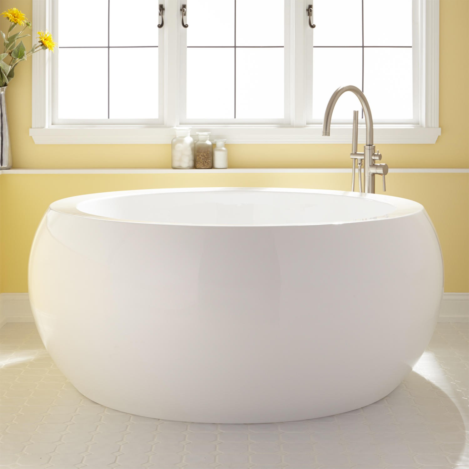 siglo round japanese soaking tub - Ofuro Soaking Tubs: The Vibe Of ...