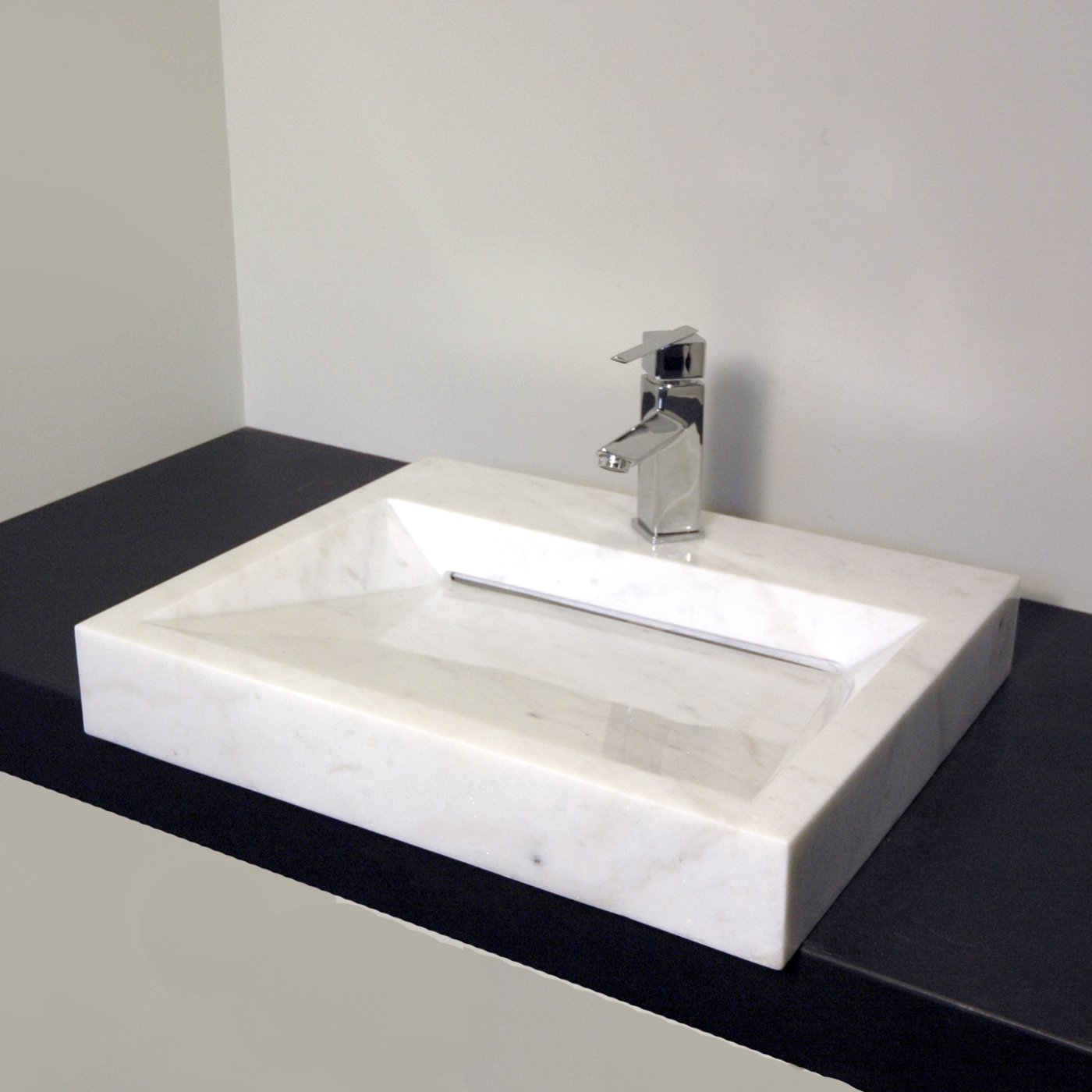 Square Bathroom Sink: Contemporary Looking Elegance ...