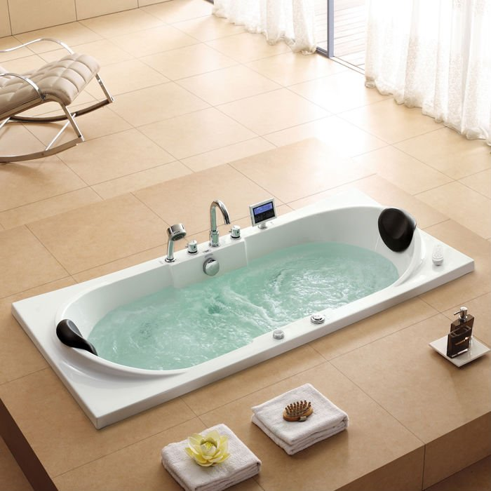 two person bath tub - Two Person Bathtubs For A Romantic Couple ...