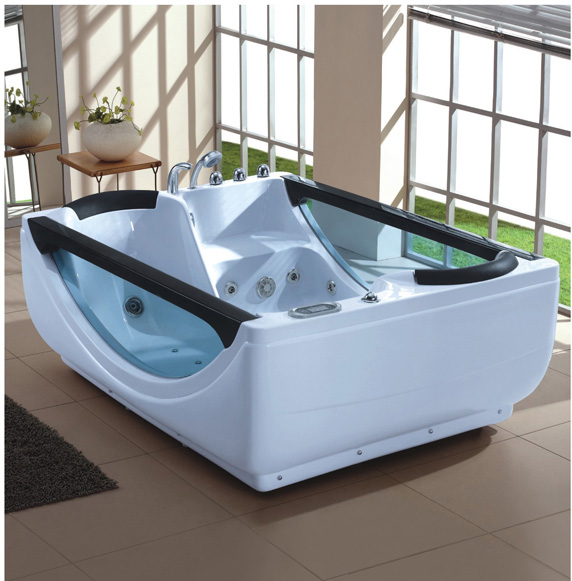 two person clawfoot tub