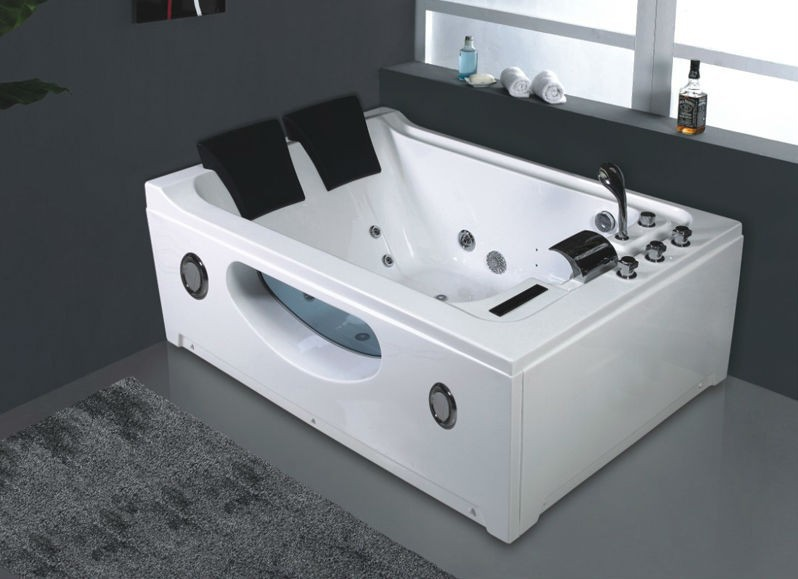 AddThis Sharing Buttons2 person freestanding tub   Two Person Bathtubs For A Romantic  . 2 Person Soaking Tub Freestanding. Home Design Ideas