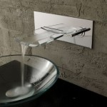 Contemporary sink faucets