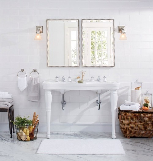 Double Pedestal Sink Everything You Need To Know About Pedestal