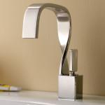 Modern vessel faucets