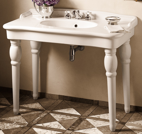 Pedestal Sink With Legs Everything