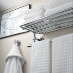 towel rack for bathroom