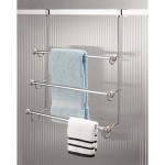 towel rack for small bathroom