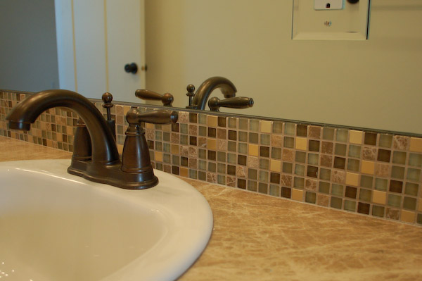 Mosaic Bathroom Tiles Advantages Types Tile Backsplash