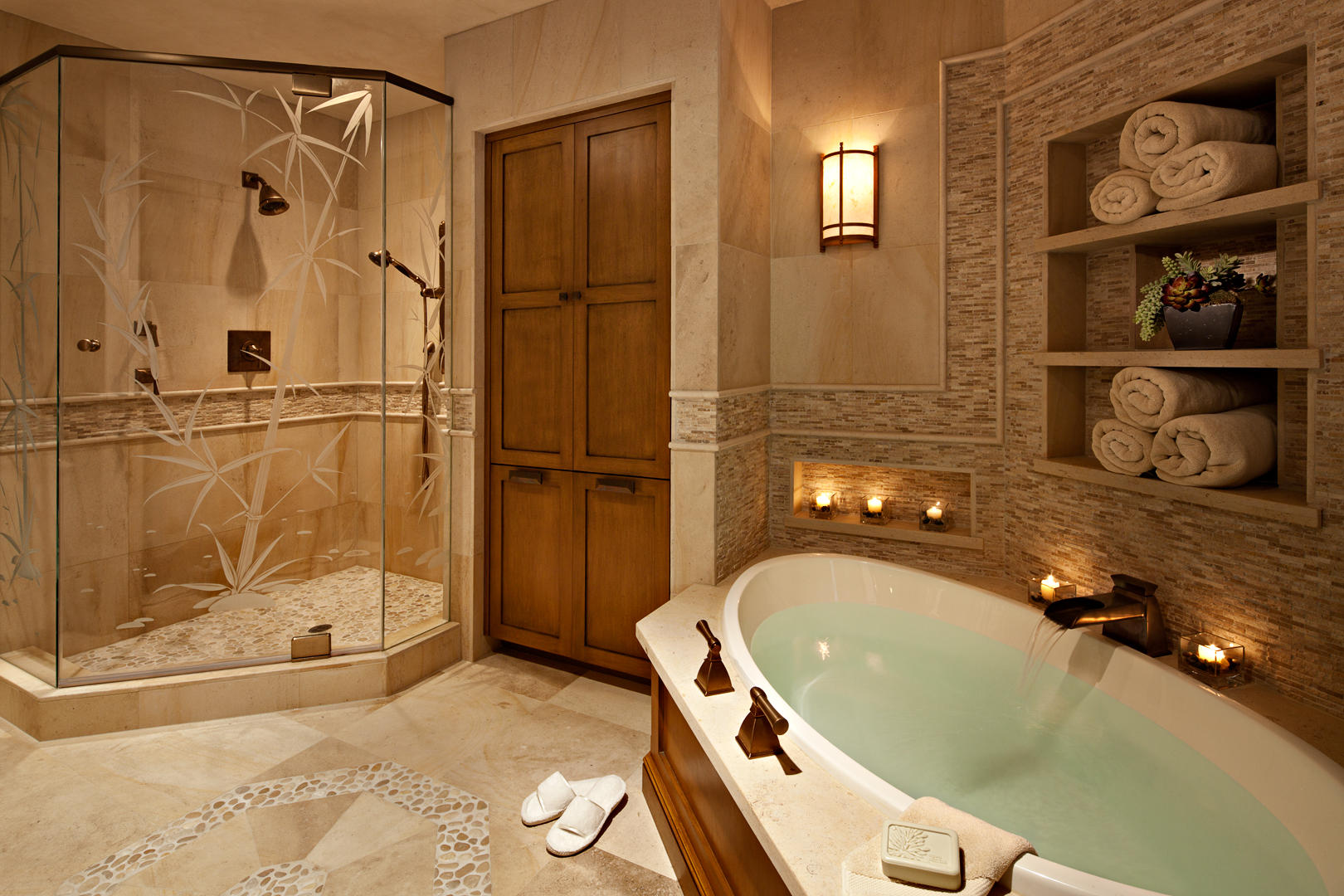 bathroom spa ideas - The Best Design Ideas for Hot Tubs ...