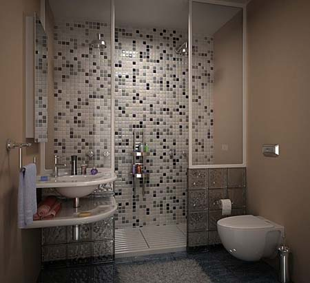 Mosaic Tile Bathroom Wall Mosaic Bathroom Tiles Advantages Types Decorideasbathroom Com Best Bath Ideas,How To Match Car Paint Without Code