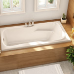 spa bathtubs for small spaces