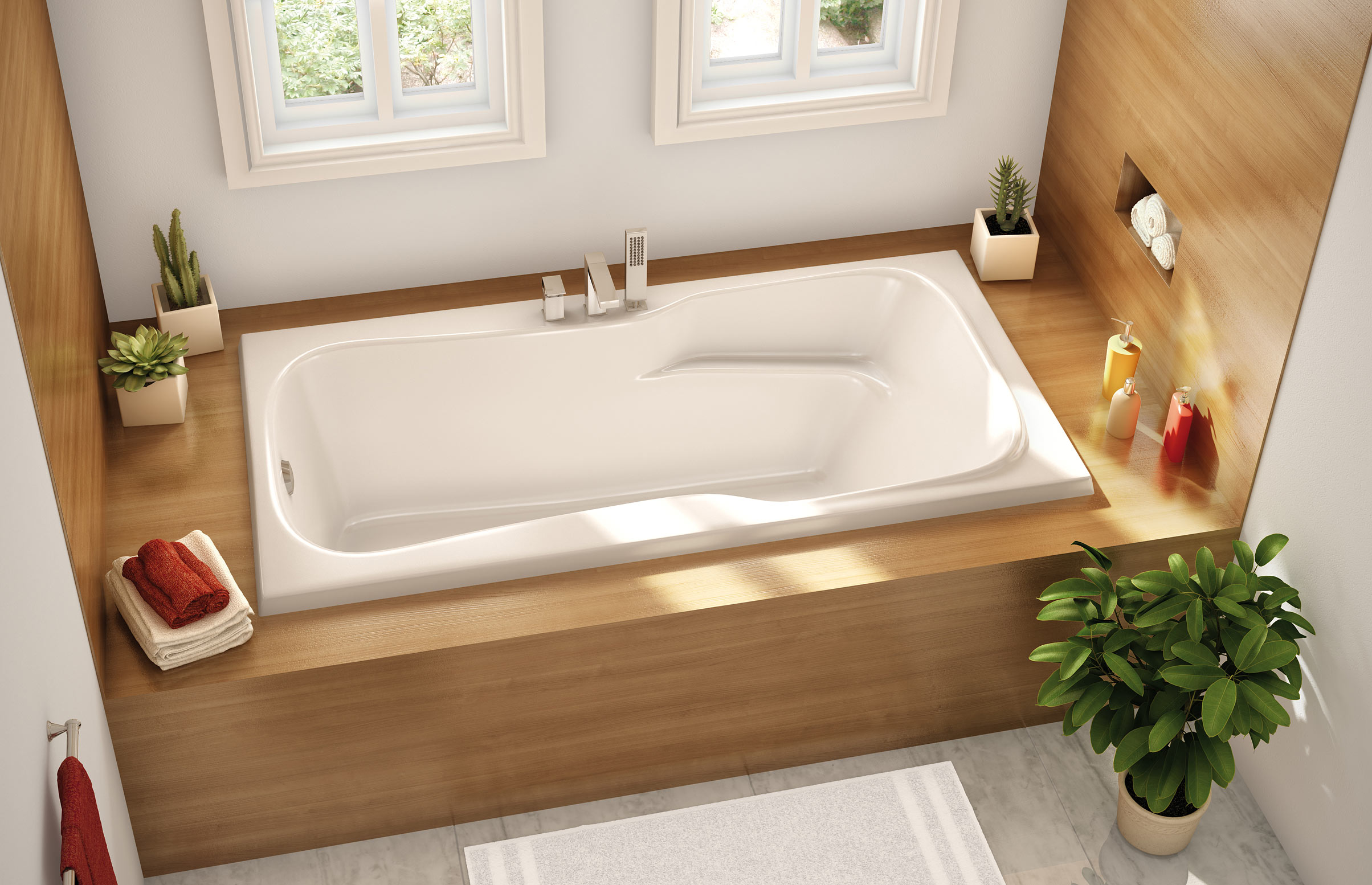 The Best Design Ideas For Hot Tubs U2014 Spa Bathtubs For Small Spaces