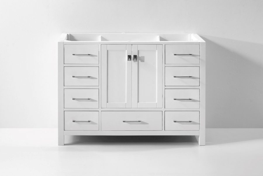 White bathroom vanity ideas for your inspiration for Best bathroom vanities 2016