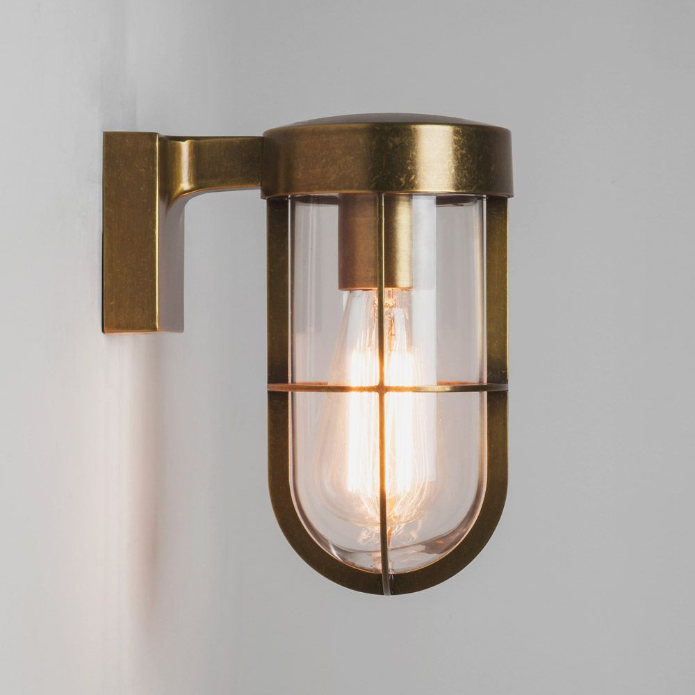 brass bathroom wall lights - The Most Effective Wall Lighting in ...