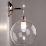modern bathroom wall lights