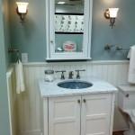 small bathroom wall lights