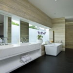 bathroom modern lighting