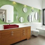 Bathroom Wall Mirrors Ideas