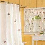 Bathroom Window Small Curtains