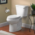 Colony Right Height Elongated Toilet