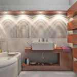 crystal modern vanity lighting