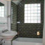 Decorative Subway Tile Bathroom