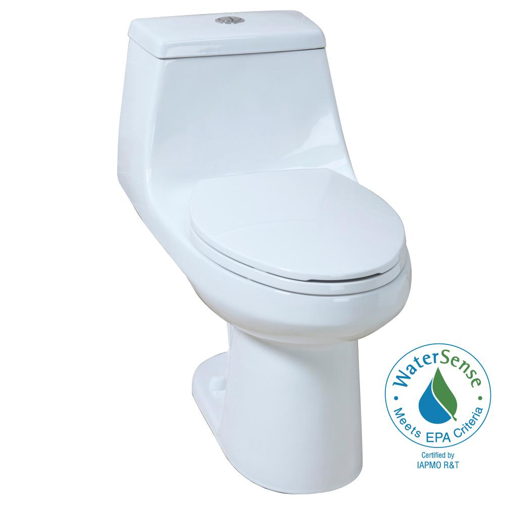High Efficiency Dual Flush Toilet