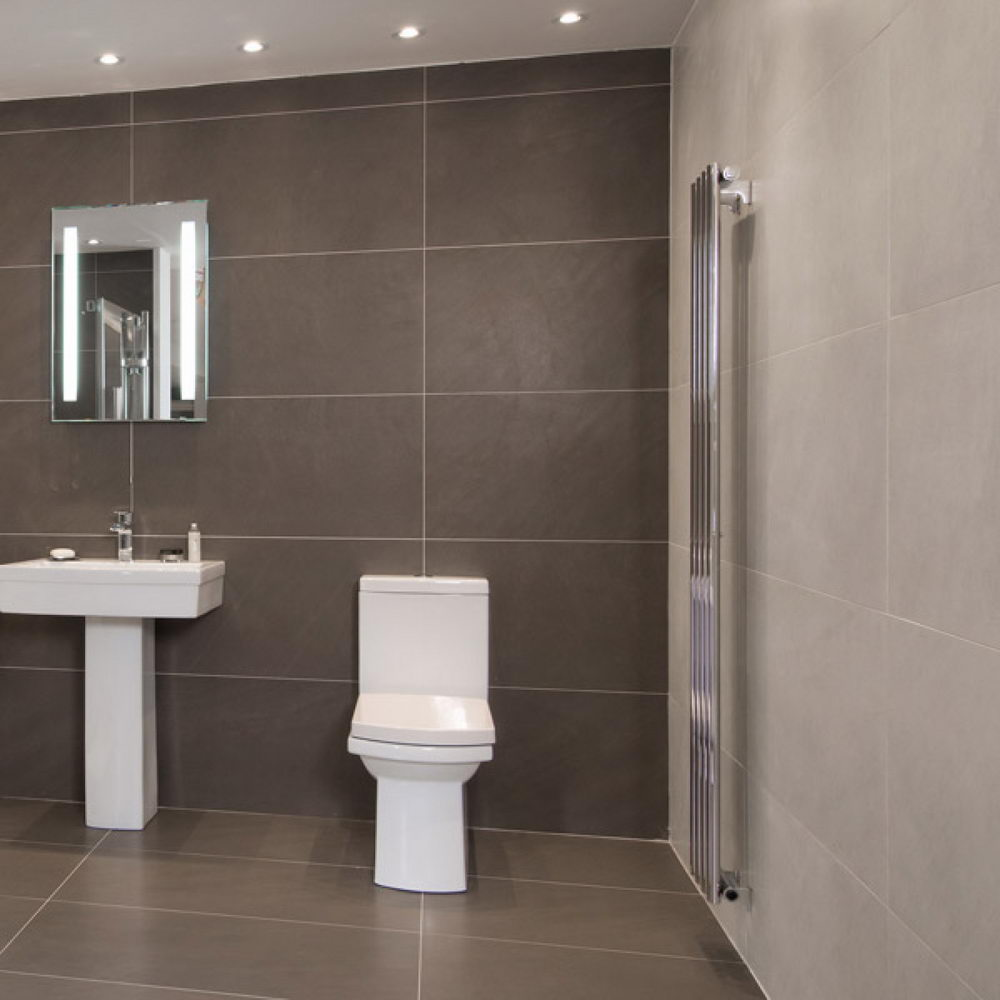 Large Format Bathroom Wall Tile Large Bathroom Tiles The Best