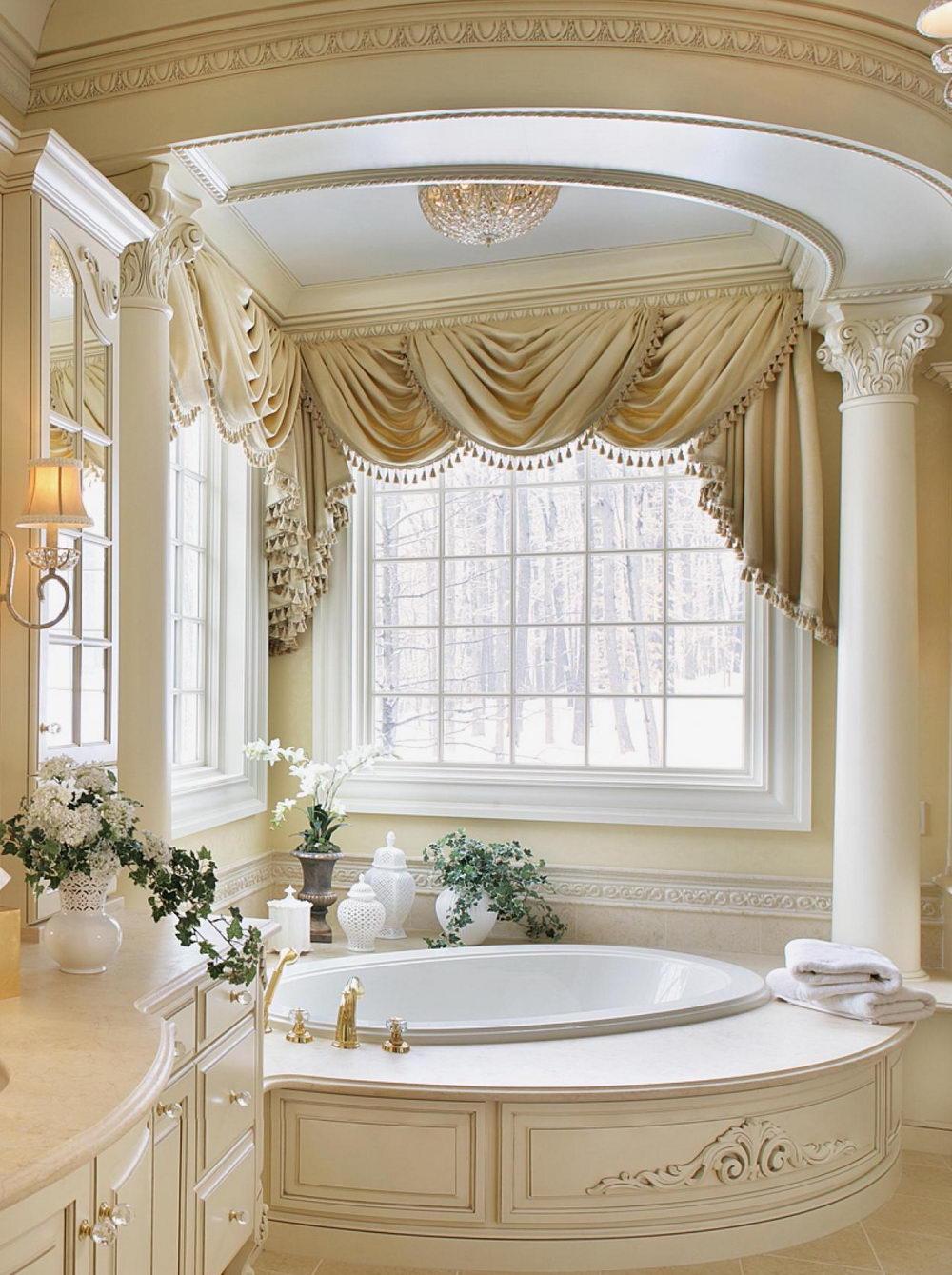 Bathroom Window Curtains - How to Buy - DecorIdeasBathroom ...