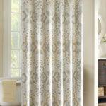 Minimalist Shower Curtains Design Ldeas
