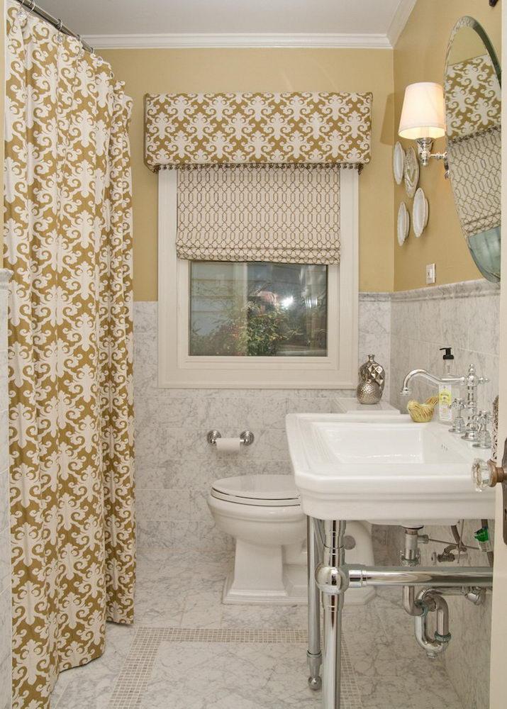 Pretty Bathroom Window Curtains - Bathroom Window Curtains ...