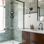 Ideas About Glass Tile Bath