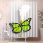 Impression Unique Shower Curtain