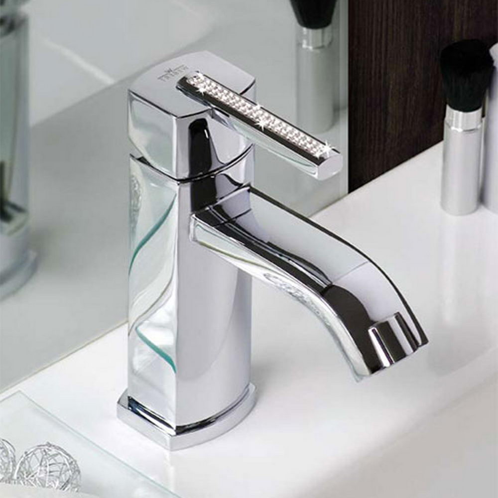 Luxury Bathroom Faucets Design Idea
