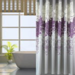 Polyester Fabric Shower
