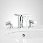 Waterfall Chrome Bathroom Faucet