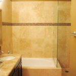 Border Tiles Bathroom Design