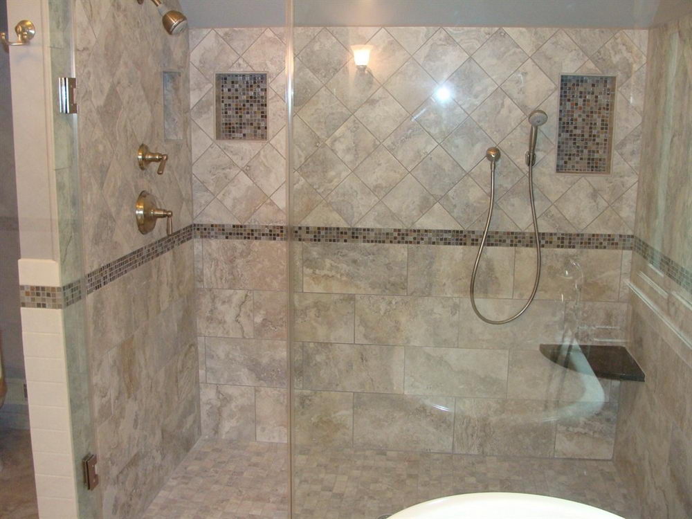 Dark BrownMosaic Tile
