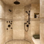 Master Custom Tile Shower