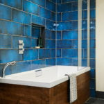 Navy Blue Bathrooms Ideas