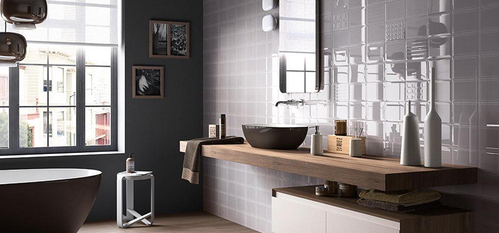 Range of Bathroom Tiles