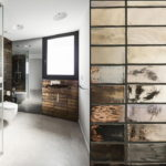 Remodel Ideas with Reflective Tiles